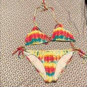 Volcom Tie Dye Bikini